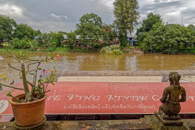Boat trip Mae Ping river cruises - Chiang mai (108 sur 108)