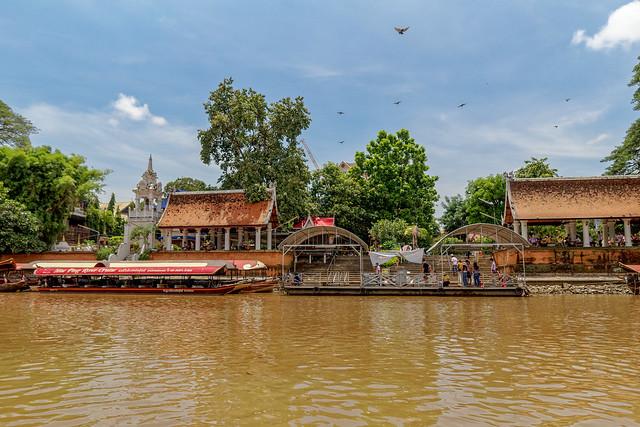 Boat trip Mae Ping river cruises - Chiang mai (94 sur 108)