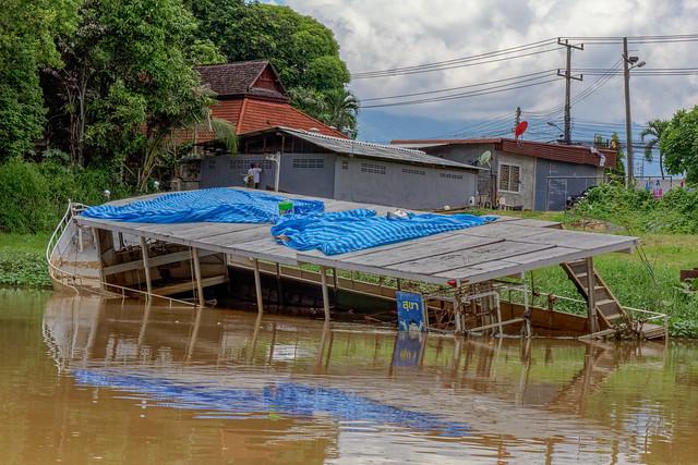 Boat trip Mae Ping river cruises - Chiang mai (79 sur 108)