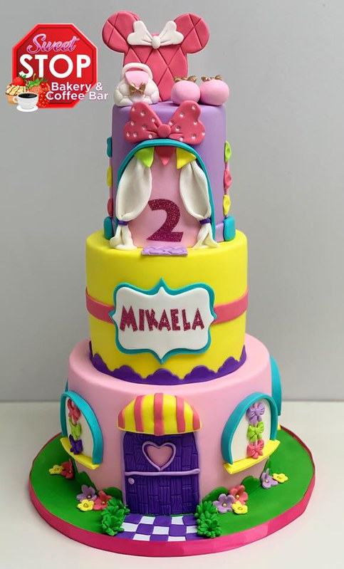 Cake by Sweet Stop Bakery and Coffee Bar