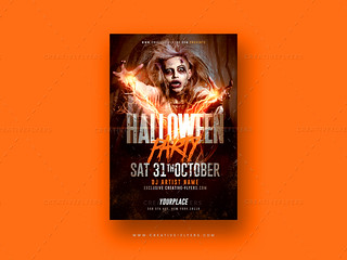 Flyer Template - Photoshop