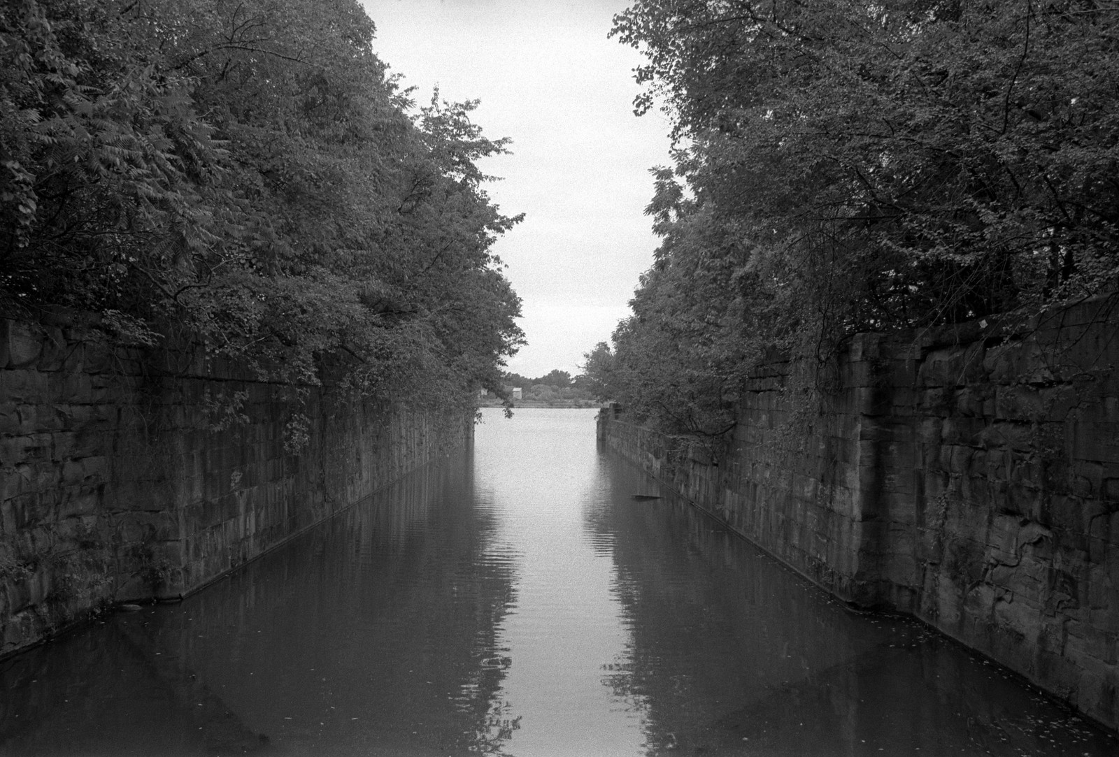 The Third Canal - Lock 2