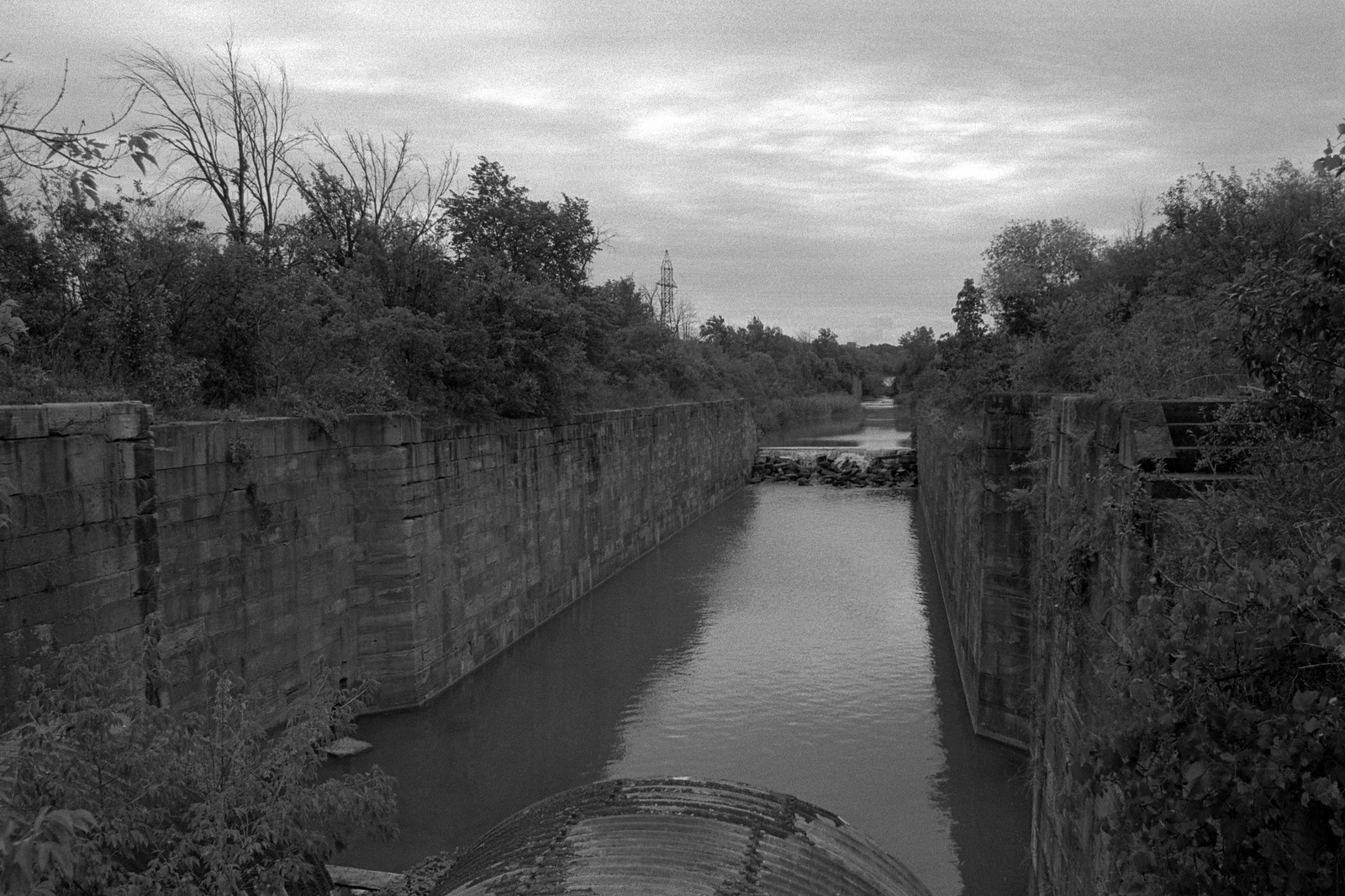 The Third Canal - Lock 13
