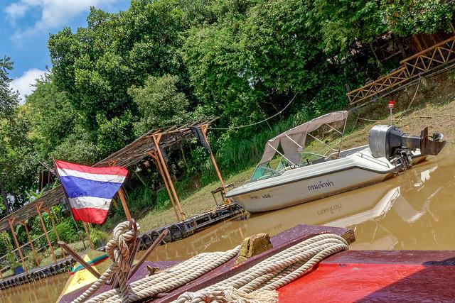 Boat trip Mae Ping river cruises - Chiang mai (30 sur 108)