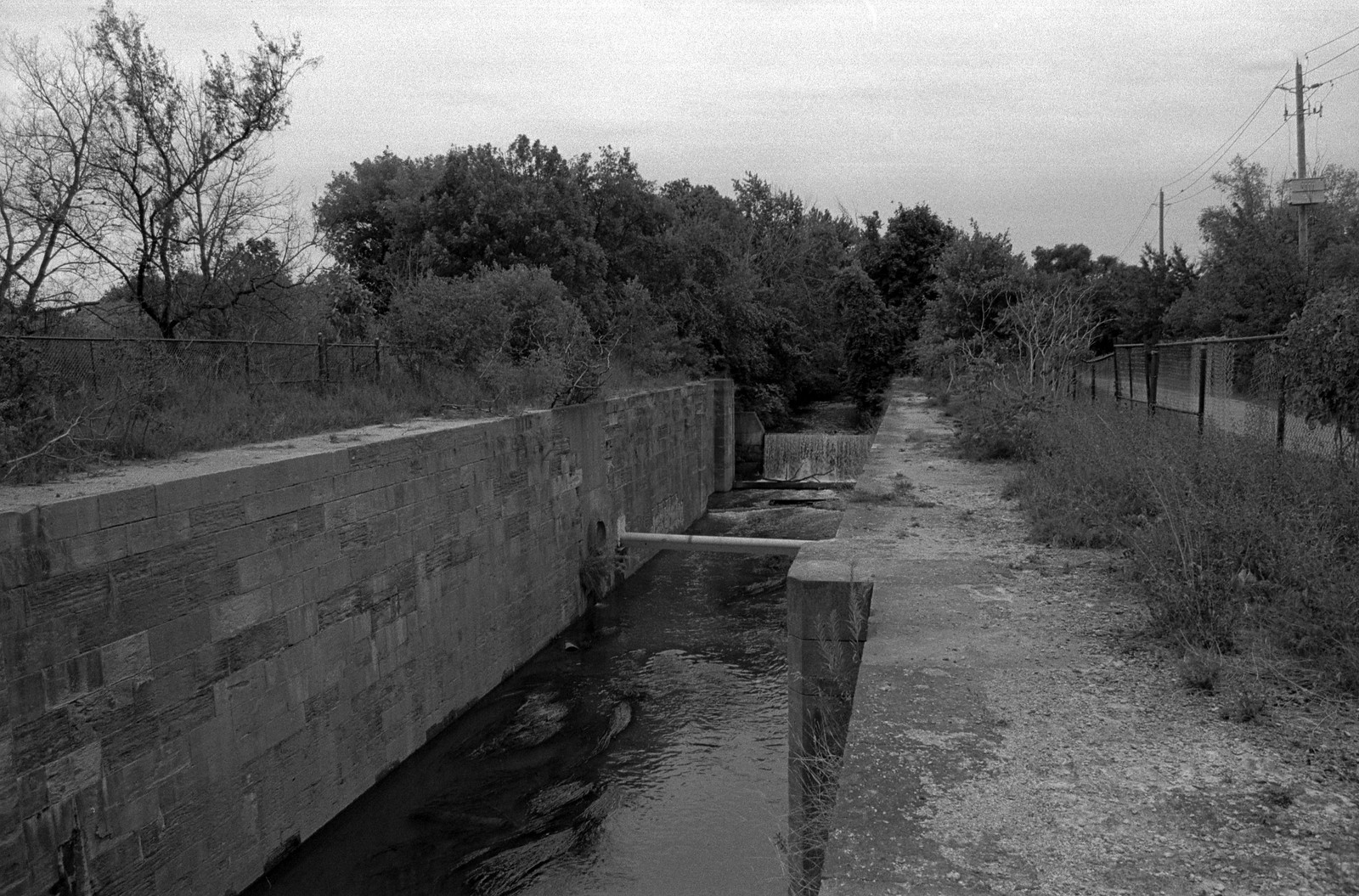 The Second Canal - Lock 12