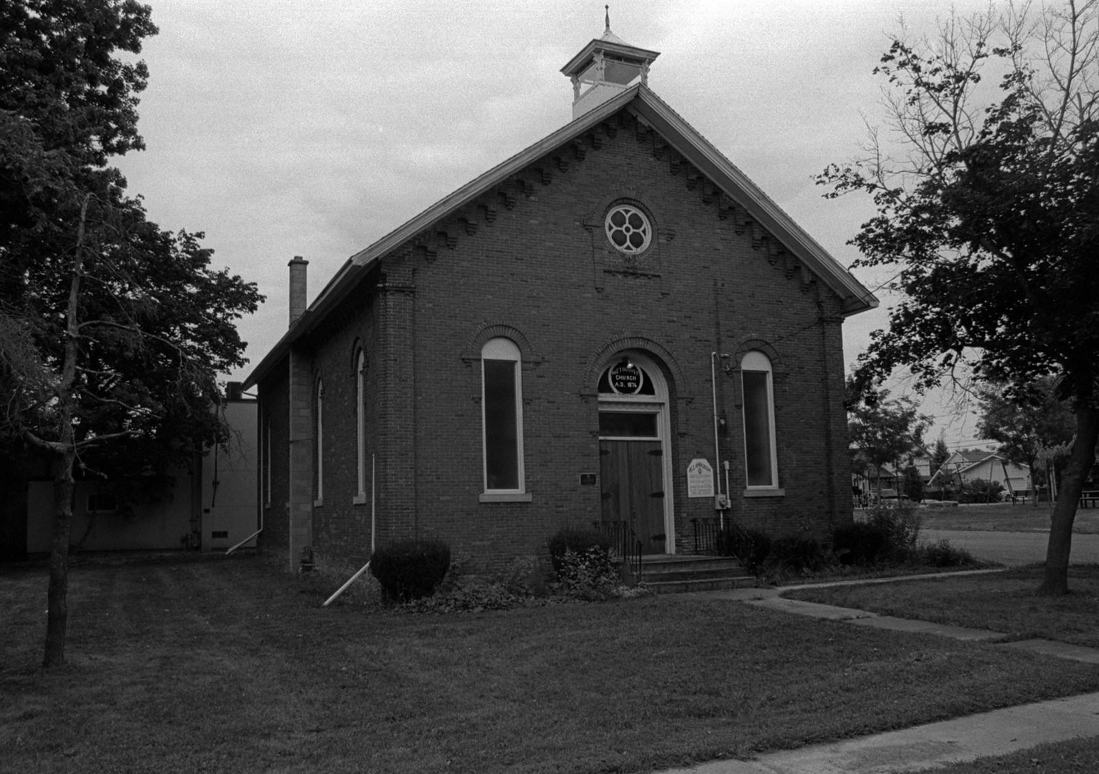 Allanburg United Church