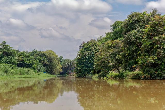 Boat trip Mae Ping river cruises - Chiang mai (11 sur 108)