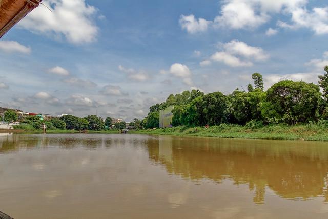 Boat trip Mae Ping river cruises - Chiang mai (9 sur 108)