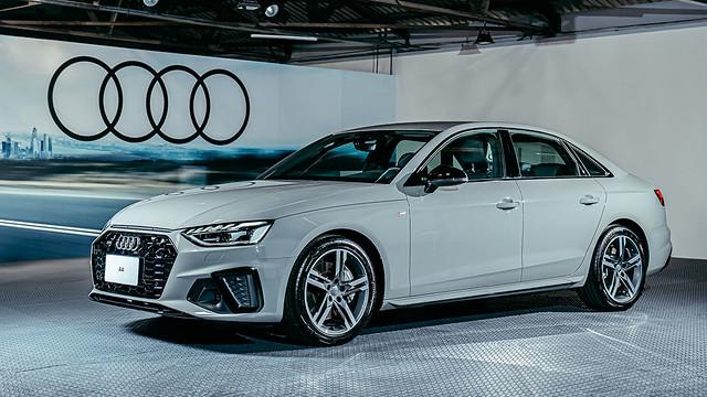 現場活動照_Audi A4