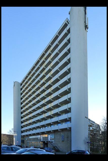 amsterdam woongebouw poeldijkstraat 04 1969 peters l (poeldijkstr)
