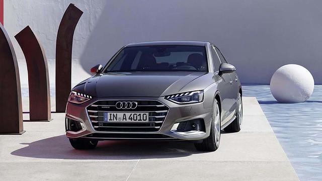 圖4_The new Audi A4