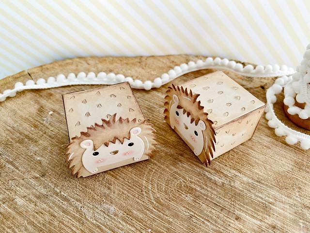 hedgehogs! (Lawn Fawn fall/winter new release week)