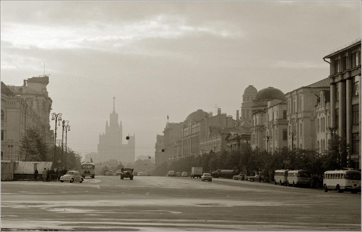 96. 1967. Лубянская пл.