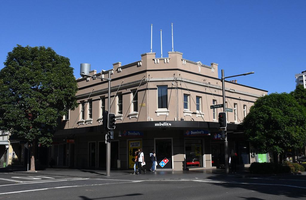 Former Mr. Mary's Bar, Redfern, Sydney, NSW.