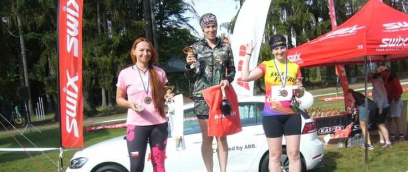 ABB Trutnovský půlmaraton vyhráli v rekordech Ukrajinci