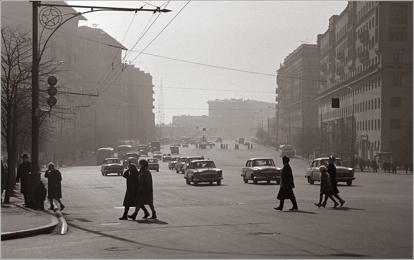97. 1967. Садовая–Черногрязская.