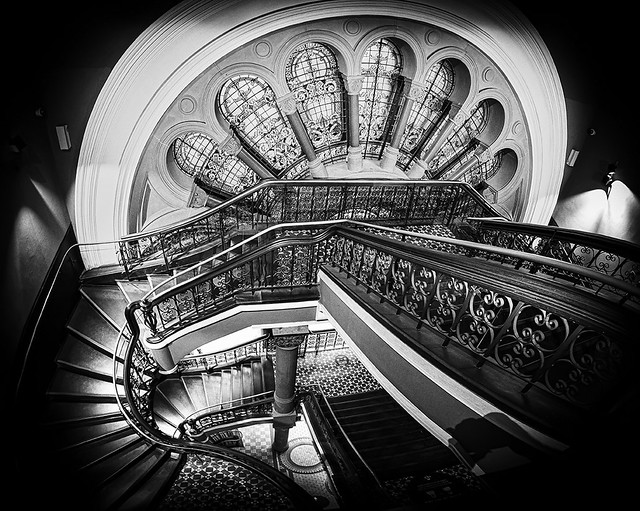 Queen Victoria Building - Sydney - NSW
