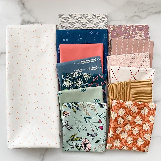 Maureen -- Sweet Home Quilt Kit