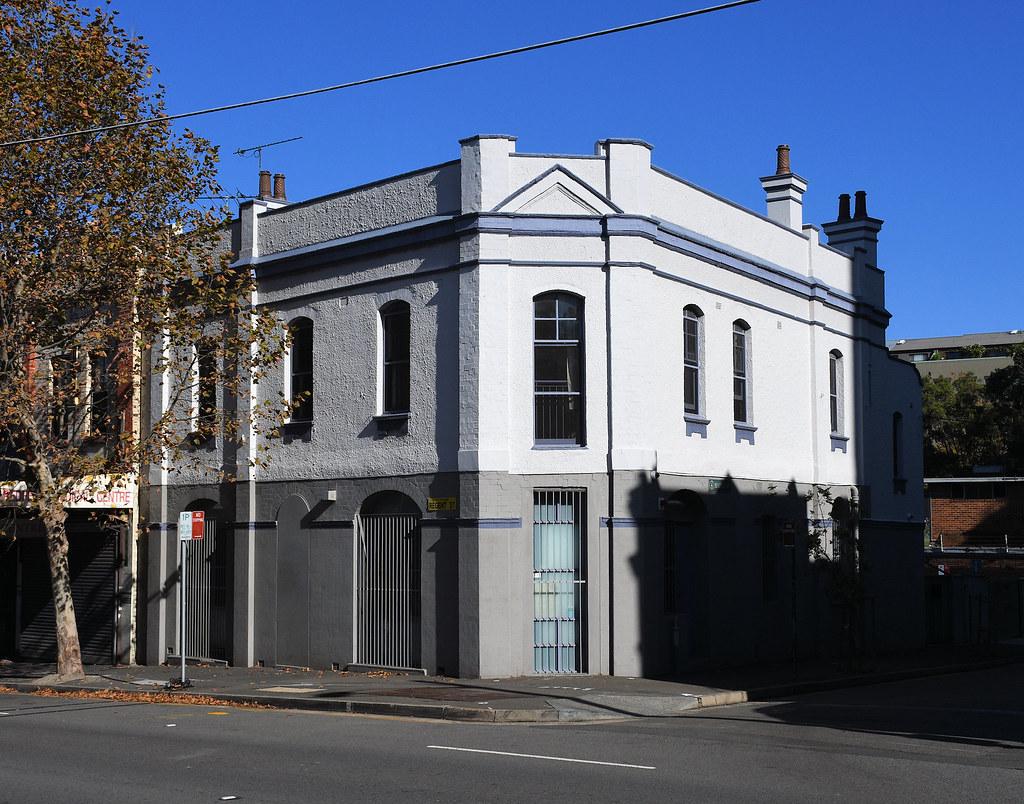 Former Bunnerong Hotel, Redfern, Sydney, NSW.