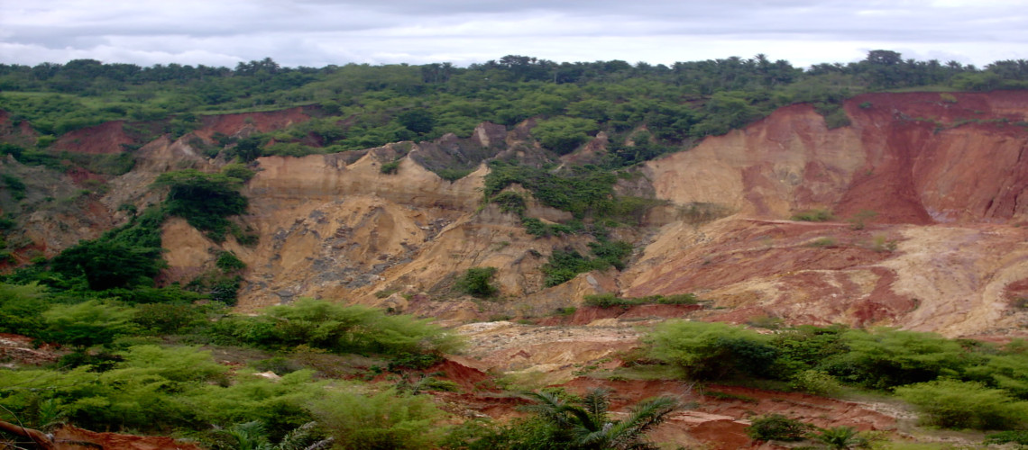 Gully Erosion and Landslide Activities in Nanka, Anambra State, Nigeria