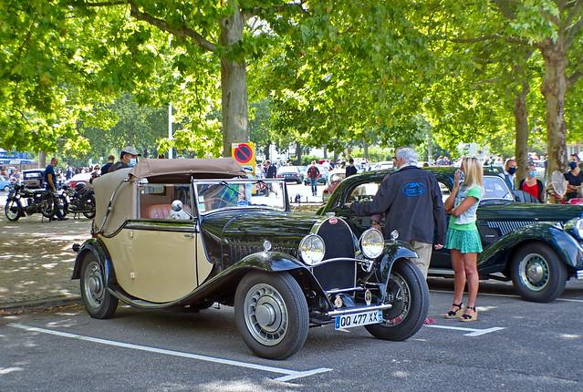 Bugatti Type 49 cabriolet 1930