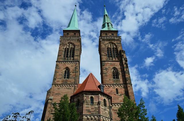 Nürnberg - Sebalduskirche