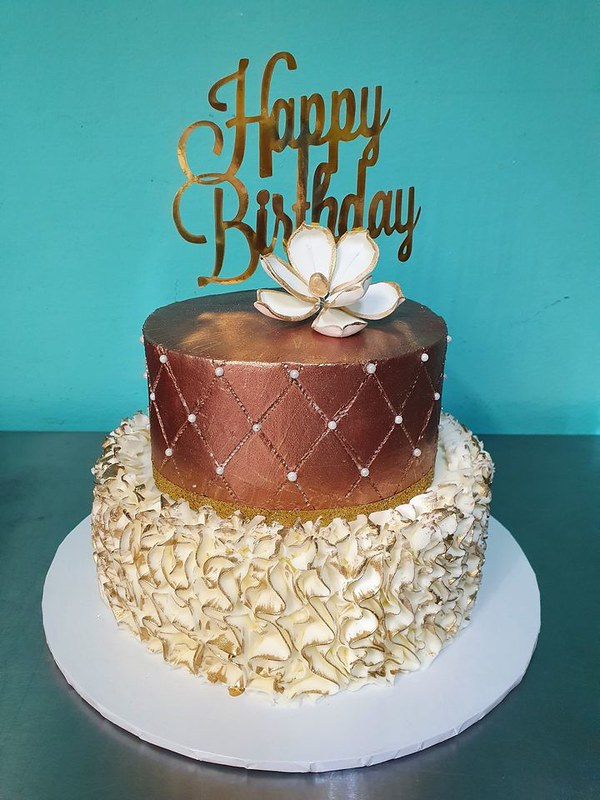 Cake by Mory's Cakes