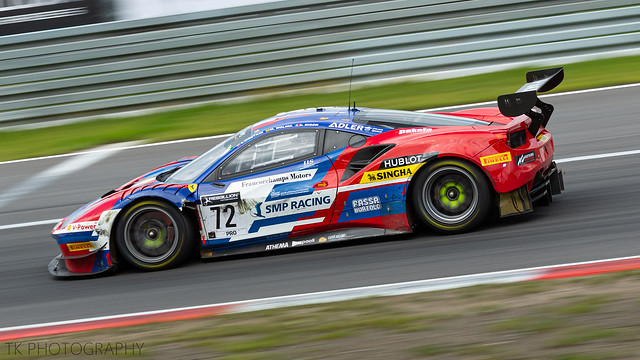 SMP Racing Ferrari 488 GT3 Evo