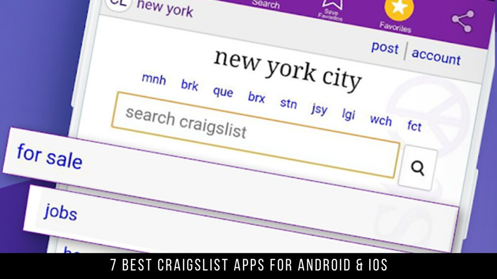 7 Best Craigslist Apps For Android & iOS