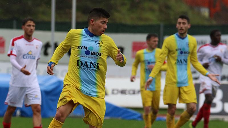 Luis Maldonado, nuovo numero 15 rossazzurro