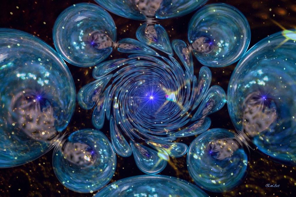 Bulles d'univers - Universe's Bubbles