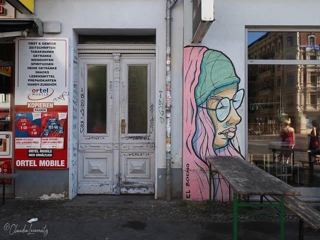 Berlin - Danziger Straße