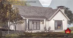 Trompe Loeil - Daria Modern Farmhouse Cottage for Collabor88 September