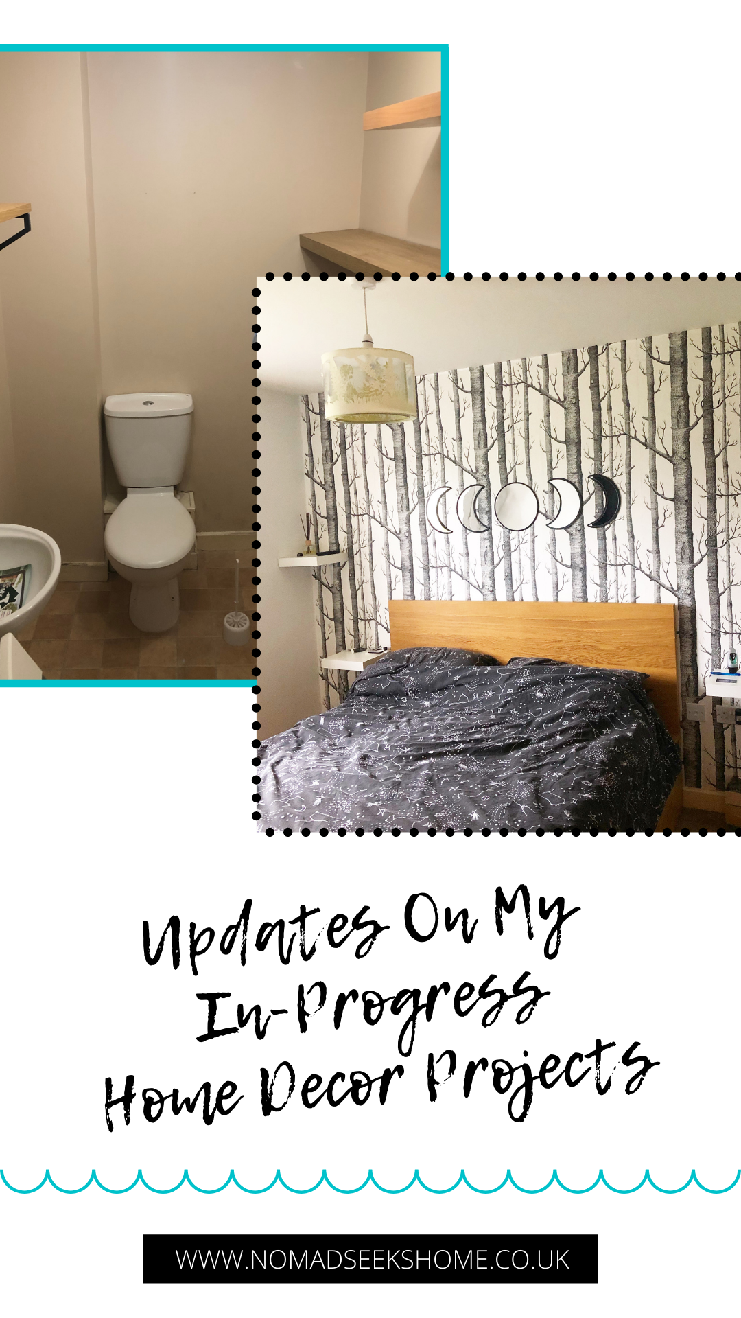 Updates On My In-Progress Home Decor Projects