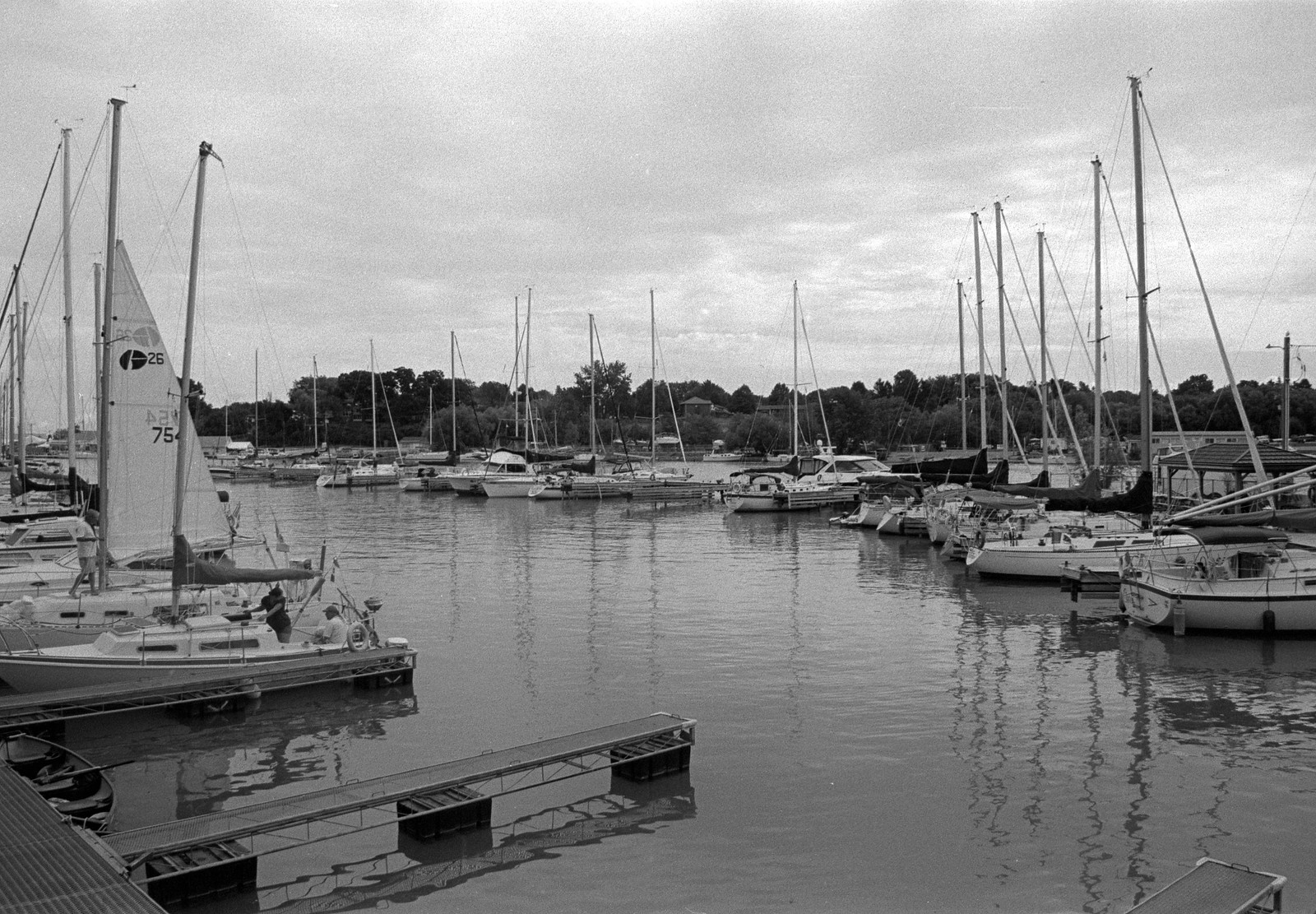 Port Dalhousie - The Outer Harbour