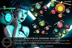 Astara - EmoTech Drone Gacha