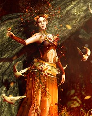 ~Autumn Dryad~