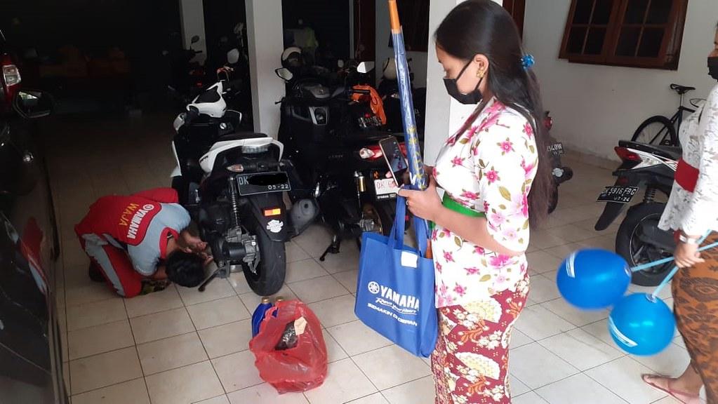 SKY Yamaha Bali