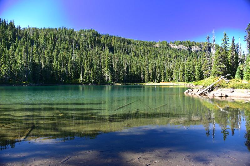 Mile Lake