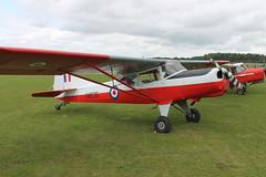 G-AWSW Beagle D.5-180 [3690] Popham 060920