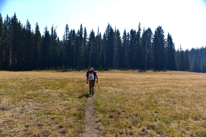 Sunset Lake Trail