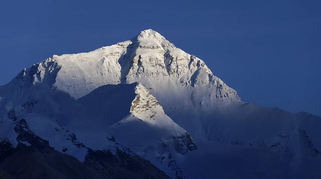 Sunset Mt Everest, Tibet 2019
