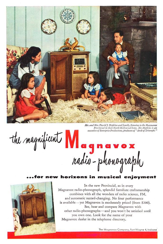 Magnavox 1947
