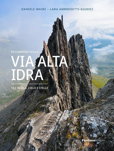 Via Alta Idra copertina Libro