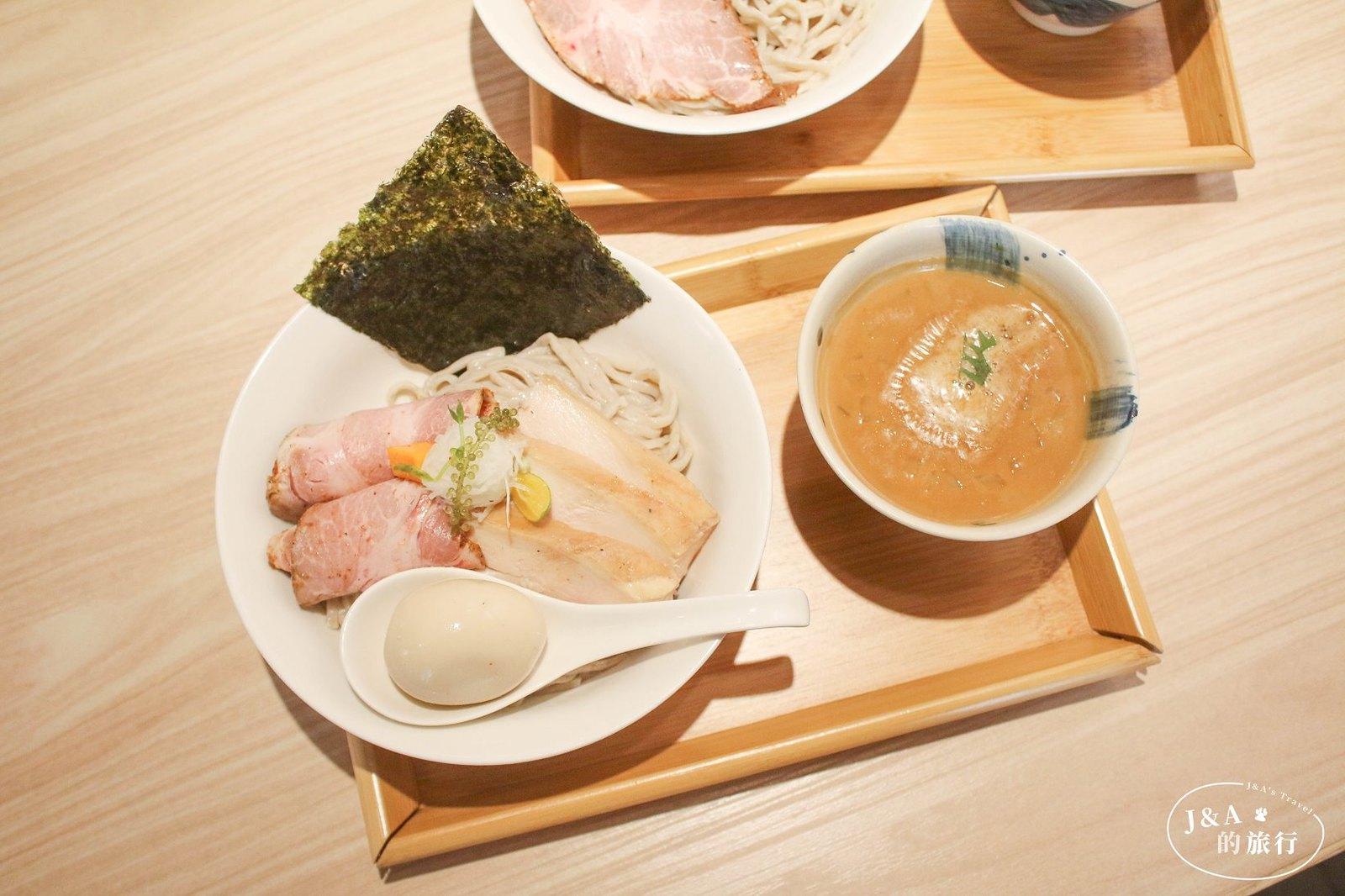 最新推播訊息:用餐尖峰時段容易排隊的日式沾麵店!
