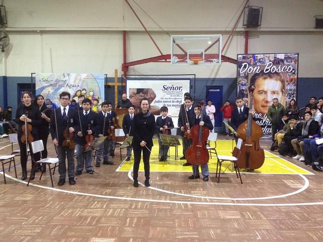 Orquesta CEST en tiempos de pandemia