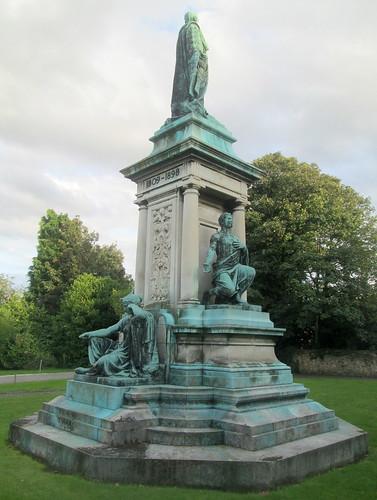 Gladstone Statue