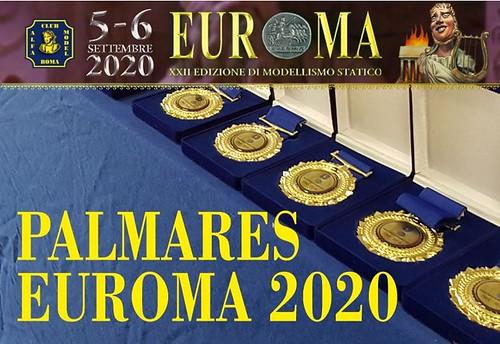 palmares -Euroma 2020