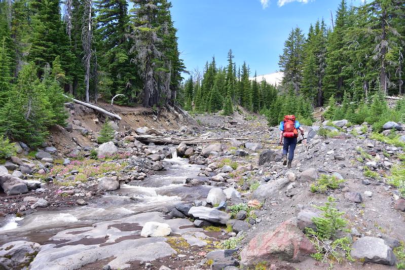North Fork Whychus Creek