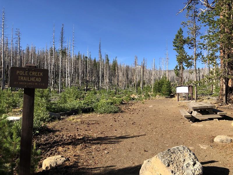 Pole Creek Trailhead